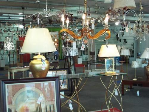 saldistas liquidación de existencias lámpara