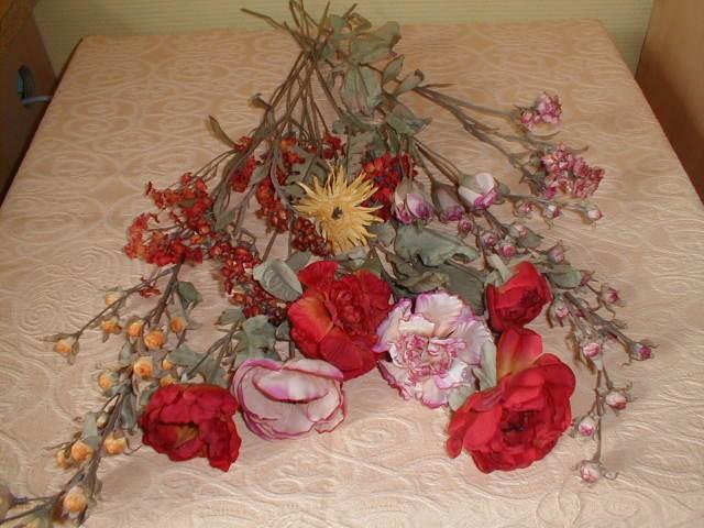 Productos excedentes flores
