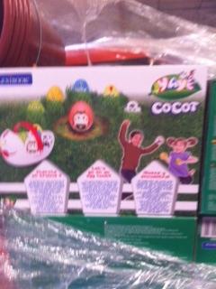 productos excedentes juguetes